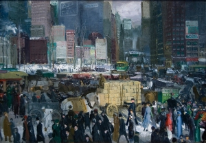by George Bellows, from the National Gallery of Art in Washington, D.C.